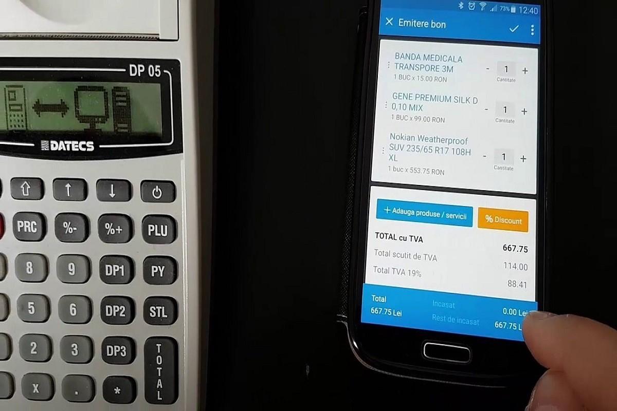 Au intrat în vigoare prevederile privind acceptarea tabletelor și telefoanelor ca fiind mașini de casă și control