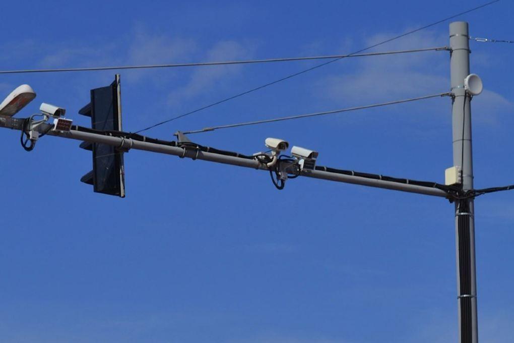 Atenție, șoferi! Au fost pornite camerele video de monitorizare în șase locații noi din capitală