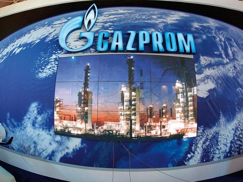Gazprom devine cea mai valoroasă companie rusească, depășind Sberbank