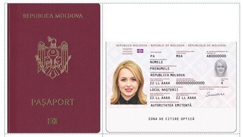 Actele de identitate moldovenești vor fi modificate. Cum vor arăta noile modele