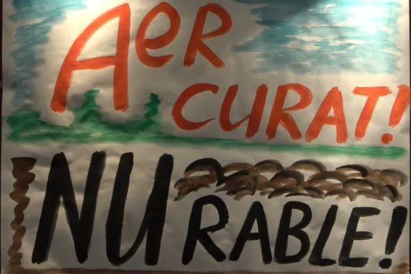 """""""Aer curat, nu rable"""": ONG-urile de mediu, împotriva inițiativei deputaților de a permite importul autobuzelor mai vechi"""