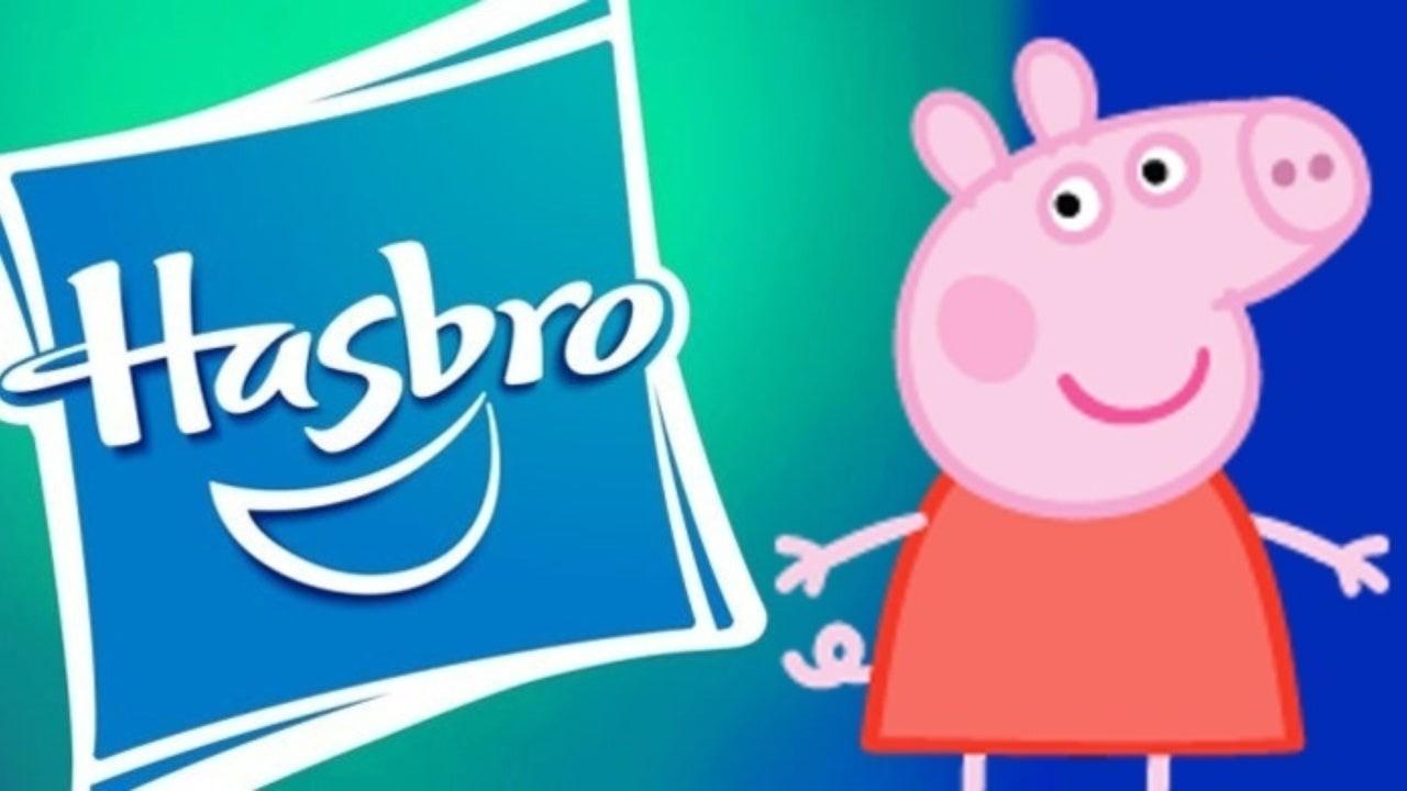 Tranzacţie gigant de 4 milarde de dolari pe piaţa jucăriilor: Hasbro va cumpăra compania care a creat celebrul desen animat Peppa Pig