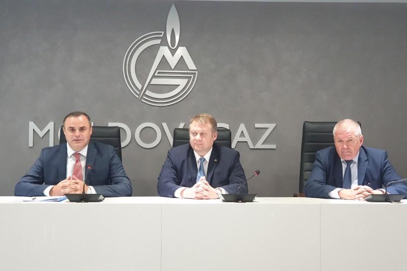 Moldovagaz are un nou președinte al Consiliului de Administrație