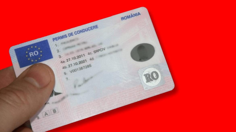 România:  Șoferii își vor putea alege singuri perioada în care le va fi suspendat permisul de conducere