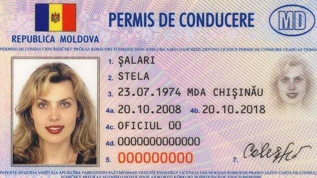 Șoferii nu vor mai fi amendați dacă nu vor avea la ei permisul de conducere