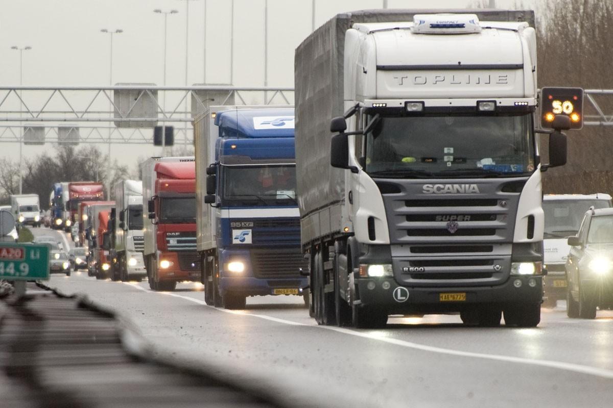 Un șofer a fost amendat cu 26.250 de euro pentru că nu s-a odihnit