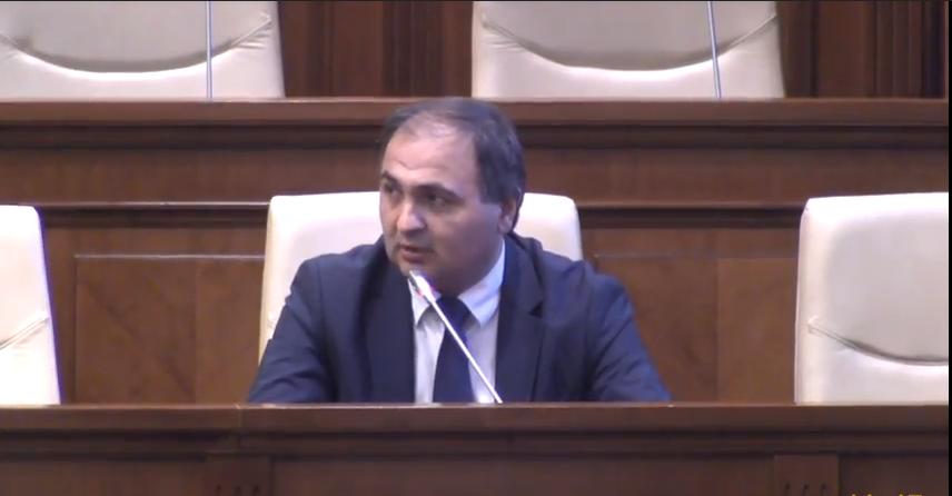 (DOC) Președintele CSJ, Ion Druță, demisionează