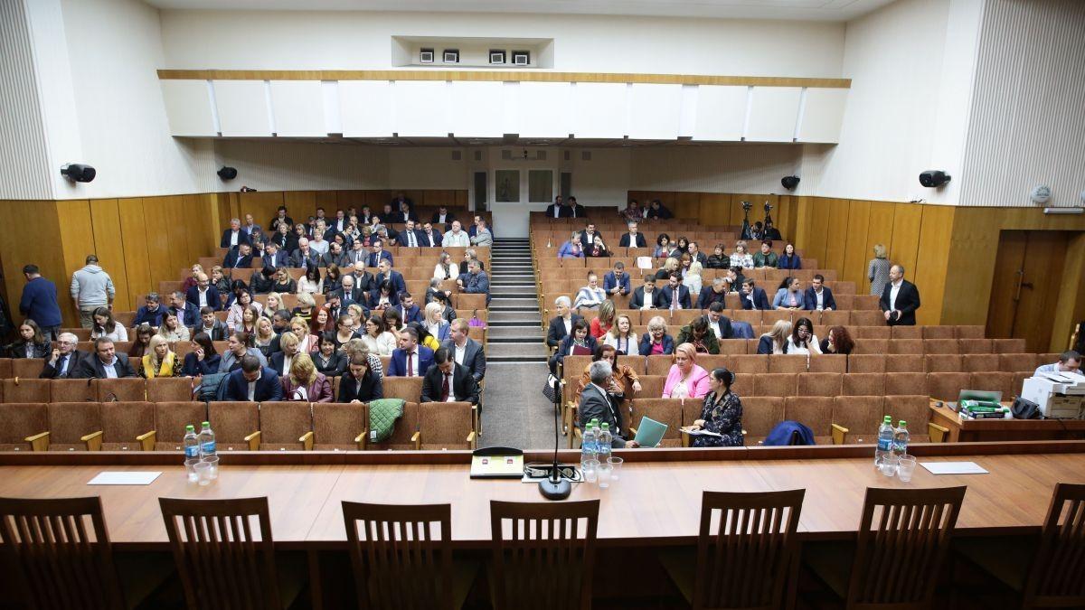 Adunarea Generală Extraordinară a Judecătorilor din 25 octombrie va fi organizată de magistrați. Secretariatul CSM nu a răspuns solicitării de a asigura organizarea întrunirii