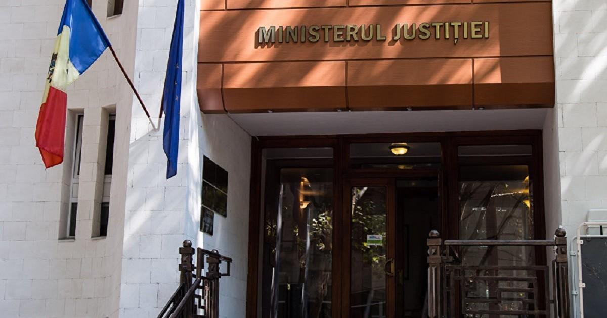 5 candidați la funcția de secretar general al Ministerului Justiției. Cine s-a înscris în concurs