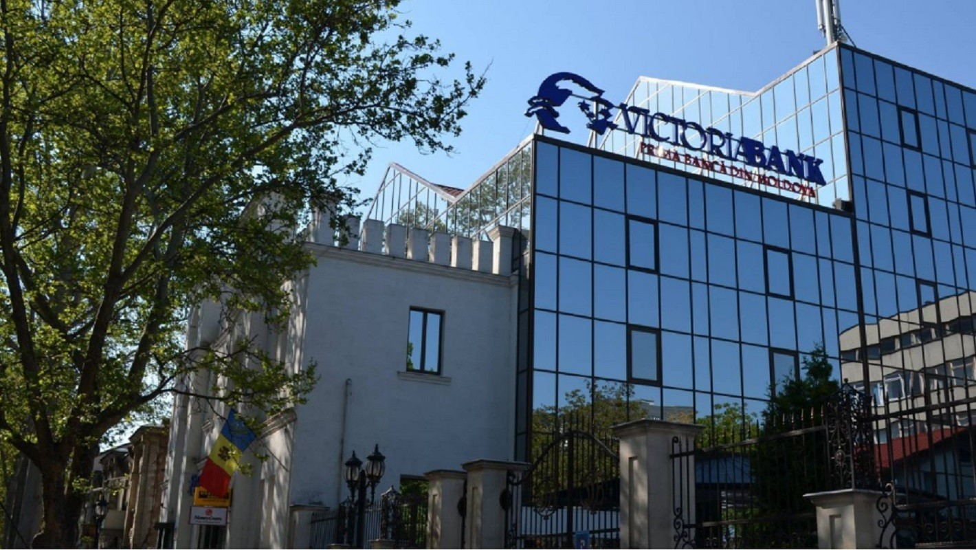 Acțiuni ale Victoriabank, în valoare de aproape 1 milion de lei, vândute la bursă