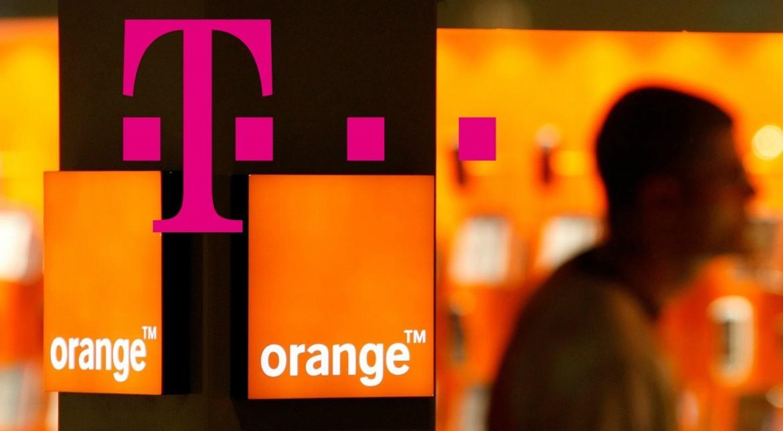 Orange s-ar putea să fuzioneze cu gigantul Deutsche Telekom