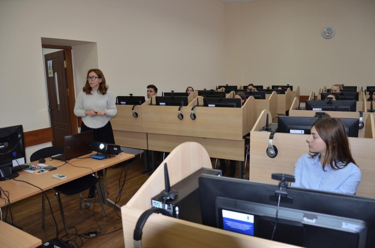 Viitorii grefieri, instruiți la Institutul Național al Justiției