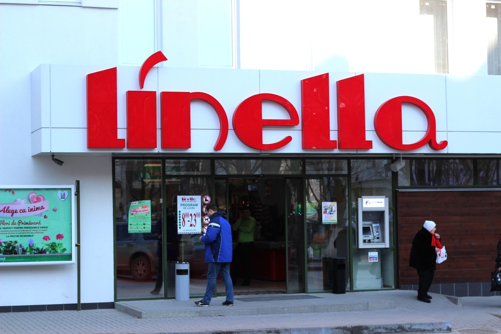 Rețeaua ″Linella″ are undă verde pentru a prelua rețeaua ″IMC Market″