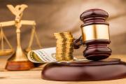 Suma amenzilor contravenționale aplicate de judecători persoanelor juridice s-a micșorat de circa 2 ori