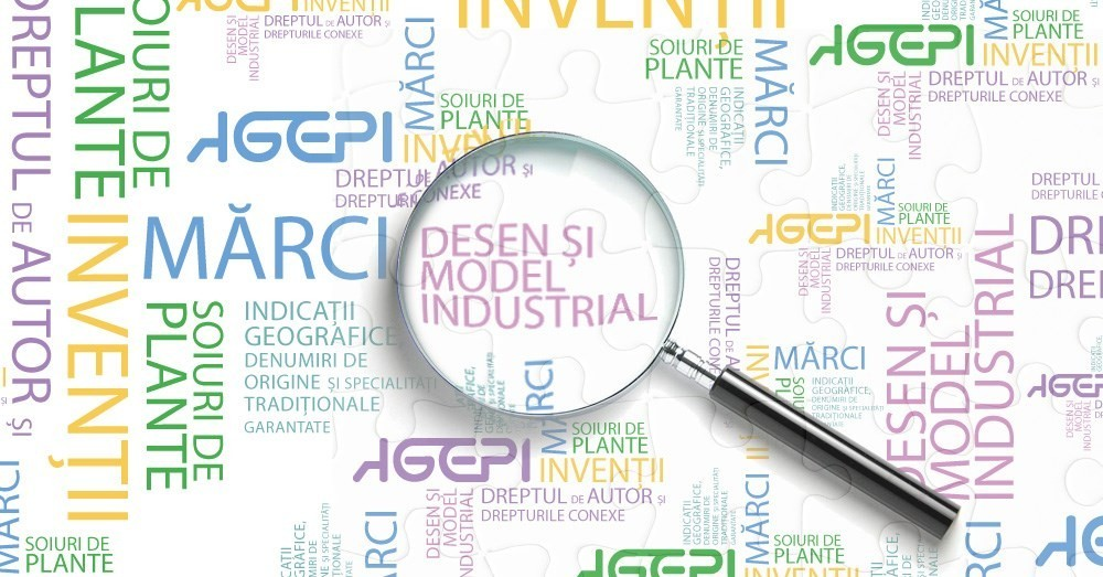 AGEPI a elaborat Ghidul de examinare a cererilor de înregistrare a desenelor și modelelor industriale