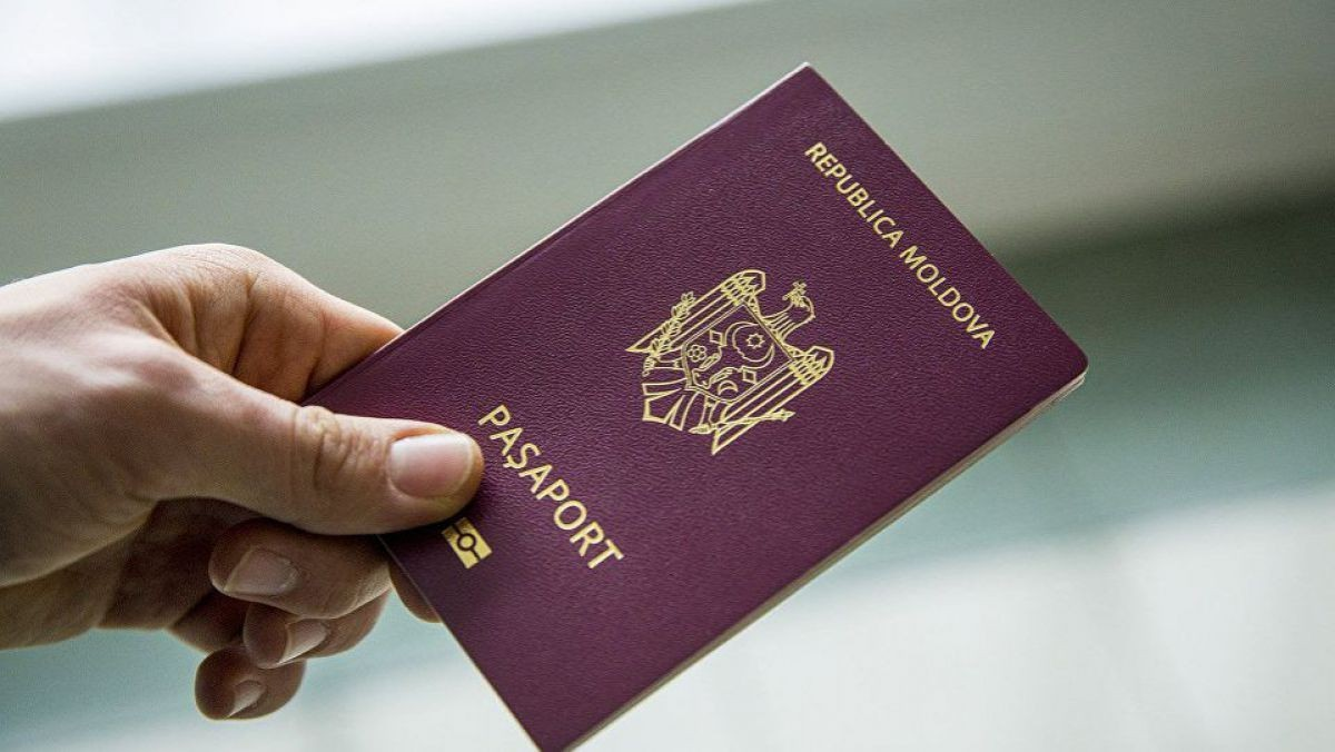 Cetățenia Republicii Moldova prin investiție nu se va mai acorda până în ianuarie 2021
