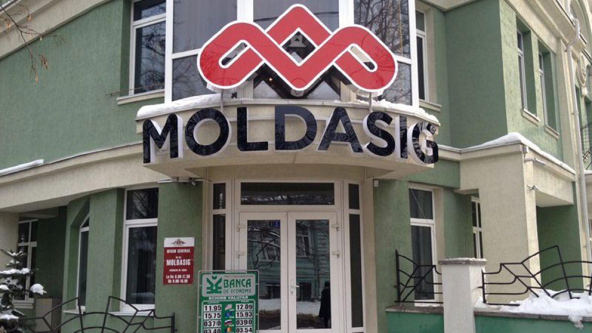 O nouă scădere a prețului acțiunilor Moldasig, deținute de BEM