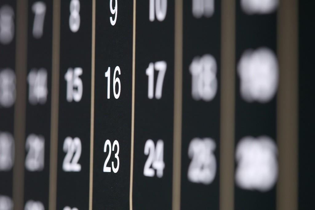 Schimbări privind zilele de odihnă: 27 aprilie – zi lucrătoare, 8 iunie – zi de odihnă