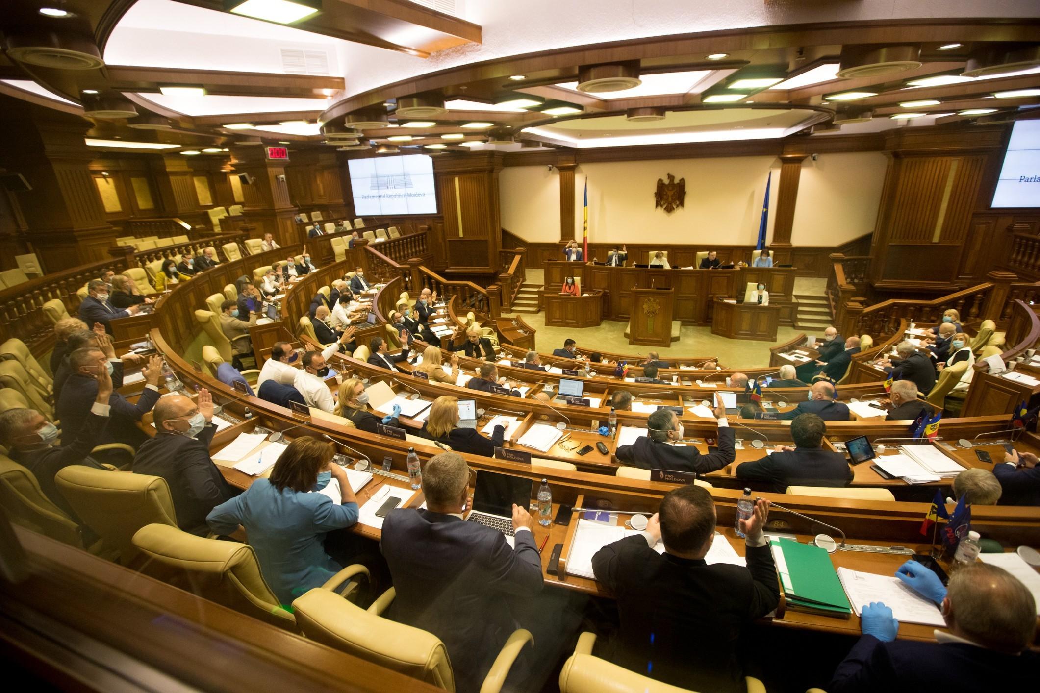 Parlamentul a aprobat crearea Subcomisiei pentru exercitarea controlului parlamentar asupra executării deciziilor CtEDO și a hotărârilor Curții Constituționale