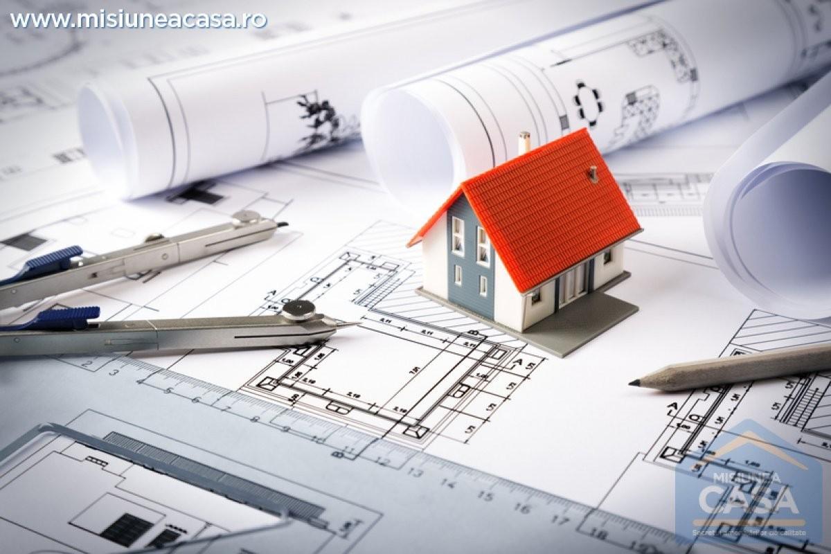Numărul autorizaţiilor de construire eliberate în prima jumătate a anului, în scădere comparativ cu aceeași perioadă a anului trecut