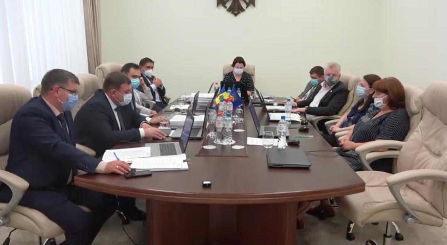 PCCOCS s-a ales astăzi cu un nou șef și cu cinci procurori noi