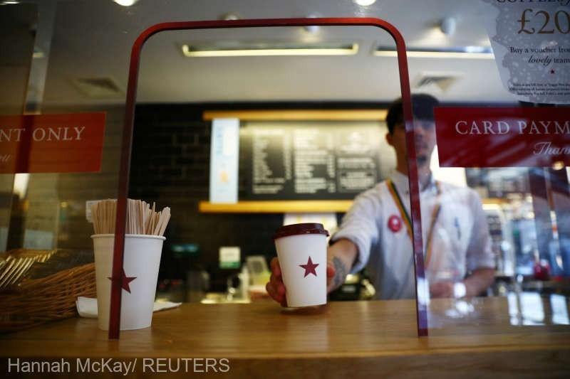 Un lanţ de cafenele introduce abonamente, pentru a-i atrage pe clienţi