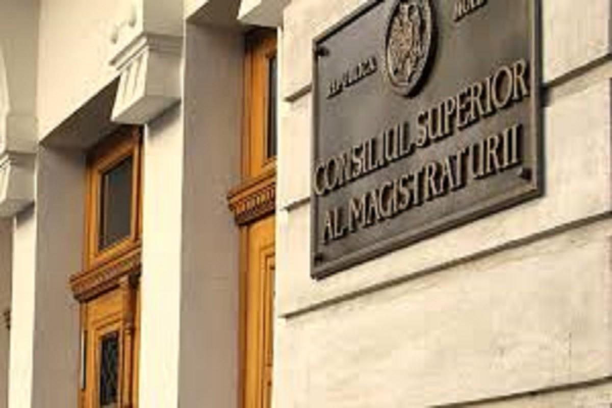 CSM crează un grup de lucru pentru modificarea cadrul legislativ