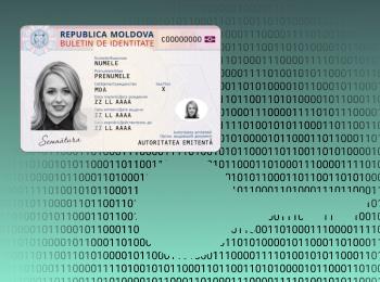 ASP a relansat serviciile de eliberare a buletinului de identitate electronic