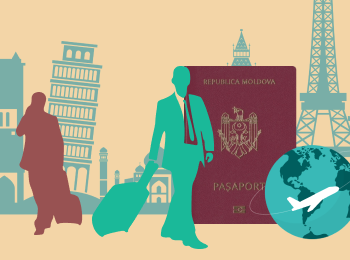 Aproape 1,4 milioane de cetățeni urmează să rennoiască pașapoartele în 2021. Valabilitatea documentelor poate fi verificată online