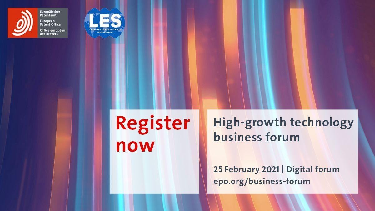 Forum online de afaceri privind tehnologiile avansate