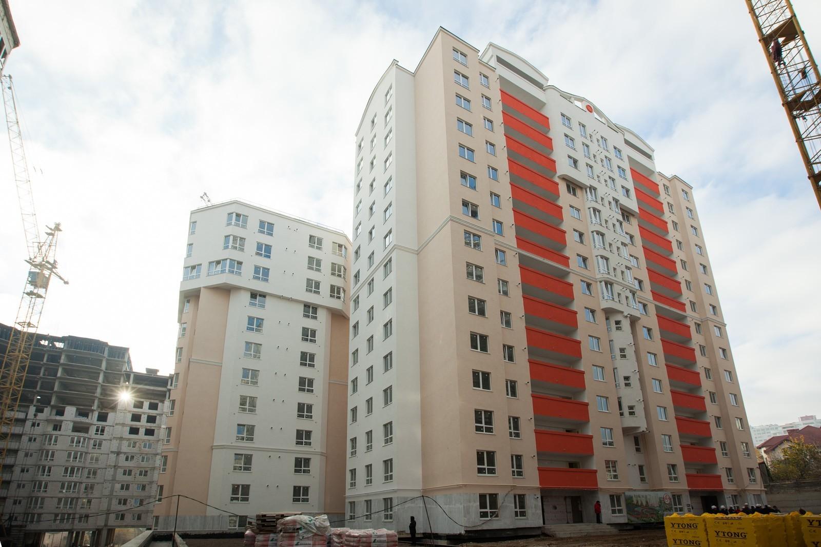 """5.550 de persoane s-au împrumutat de la bănci, pentru a cumpăra locuințe, în cei trei ani de existență a Programului de stat """"Prima Casă"""""""
