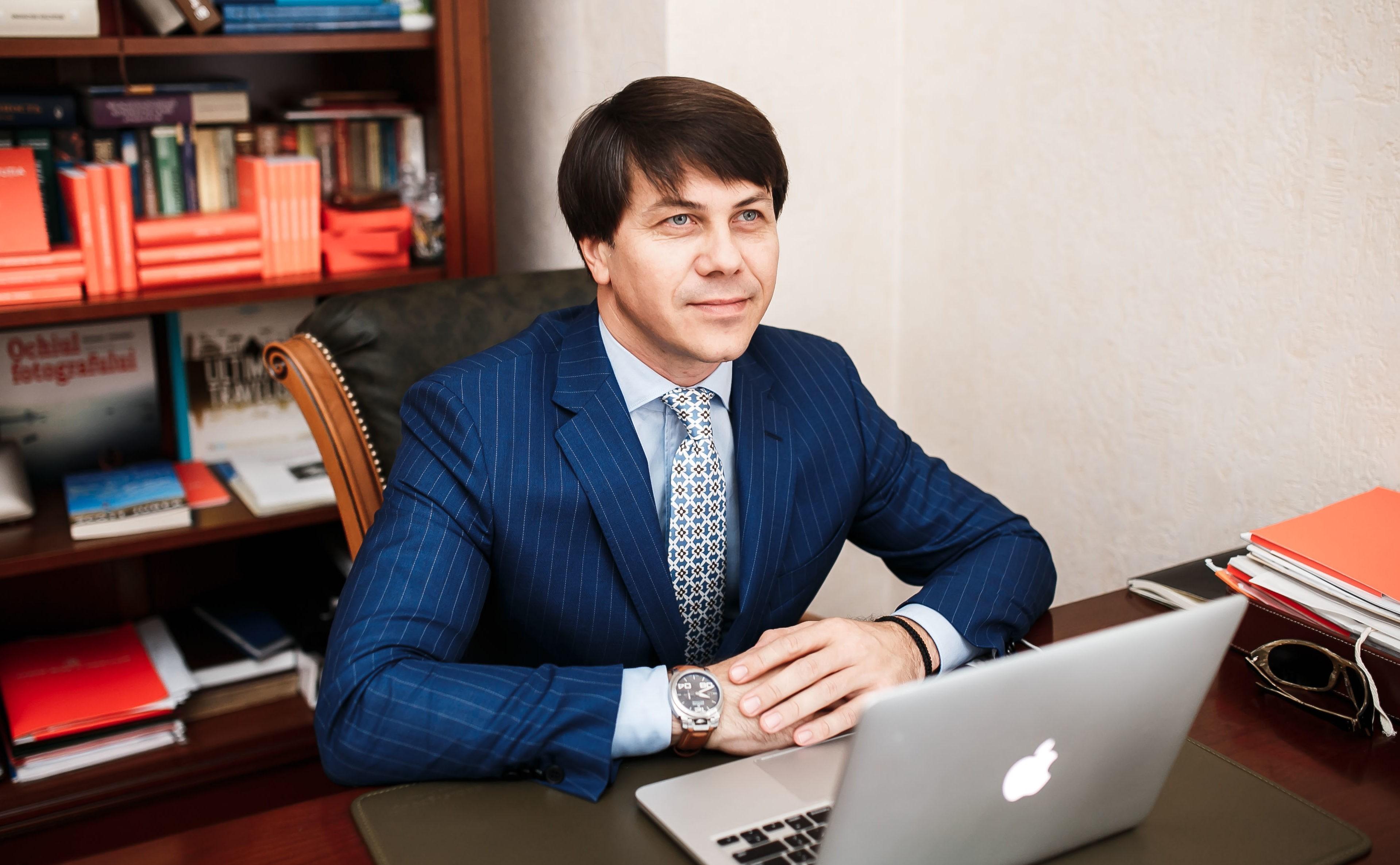 Oleg Efrim, fondatorul BizLaw: Azi sunt și mai convins de necesitatea de resurse media specializate