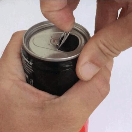 O companie a cerut ca sunetul produs de deschiderea unei cutii de băutură să fie înregistrat ca marcă. Decizia în premieră a CJUE