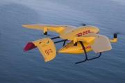 DHL va folosi drone cu o rază de 2.500 de kilometri pentru a livra colete pe distanțe lungi