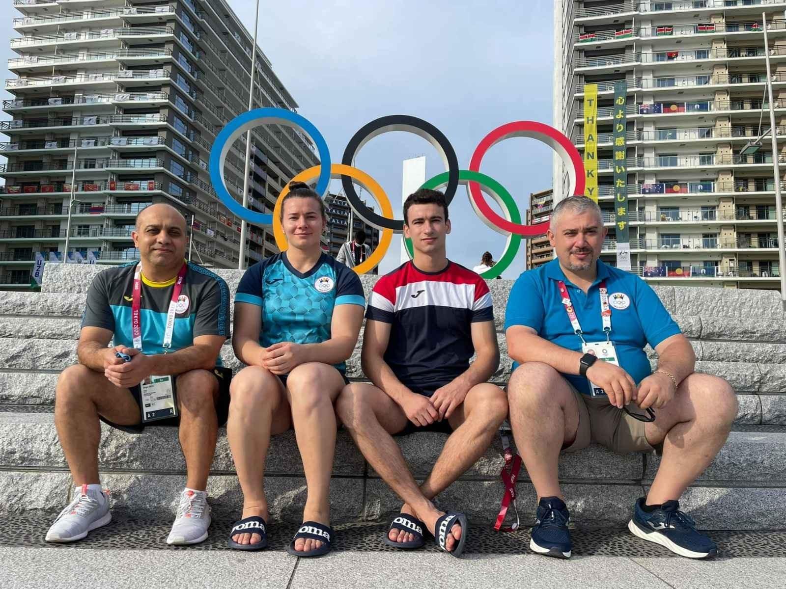 Încă doi sportivi olimpici vor primi premii de câte 50 000 de lei din partea 7777.md