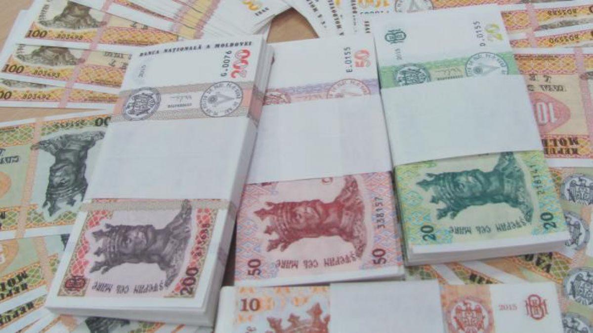La începutul lunii septembrie, deficitul bugetului public național era de 3 miliarde lei
