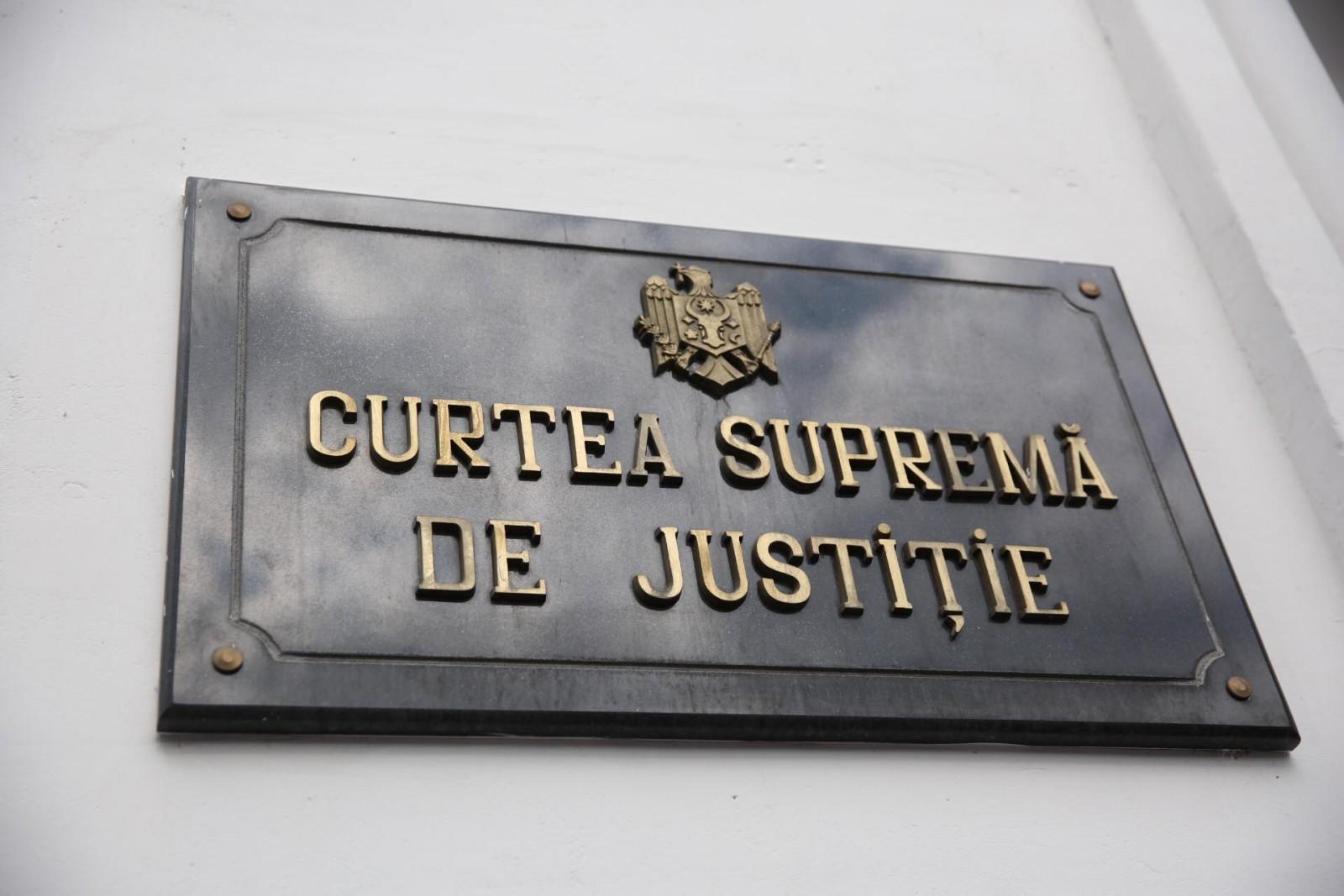 Guvernul vrea prevederi exprese că președintele interimar al CSJ poate să fie doar din rândul magistraților instanței