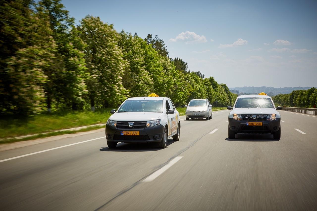 De astăzi, aplicația iTaxi oferă posibilitatea de a comanda o mașină de la toate companiile oficiale de taximetrie din Chișinău