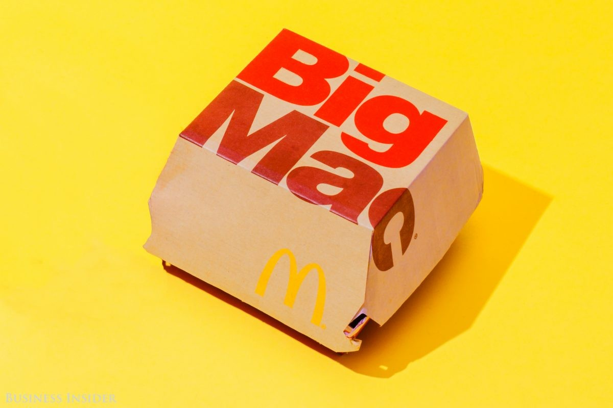 """McDonald's a pierdut procesul pentru """"Big Mac"""""""