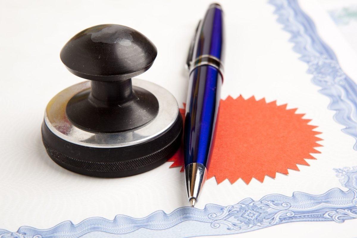Divorțul la notar, posibil de astăzi. Noua lege privind pocedura notarială a intrat în vigoare