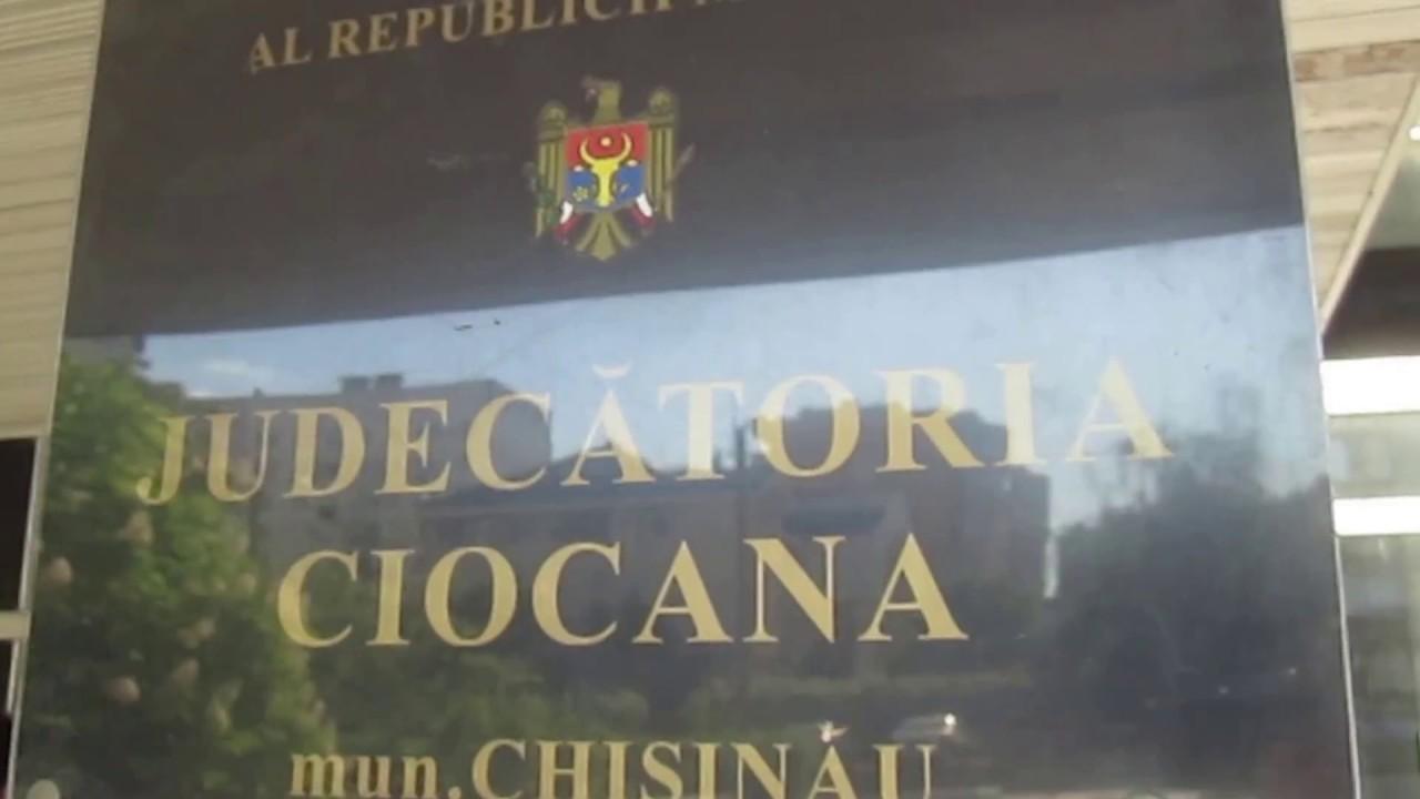 Componenţa numerică a judecătorilor sediului Ciocana a fost majorată
