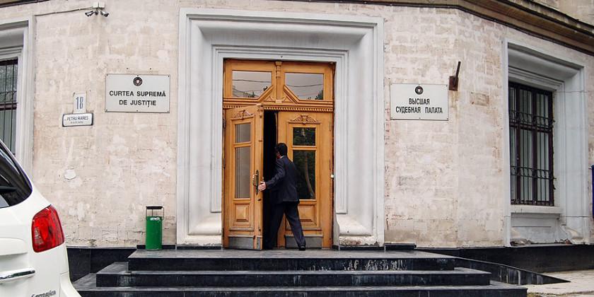 Un membru al Colegiului de evaluare a performanțelor judecătorilor solicită să fie promovat la Curtea Supremă de Justiție