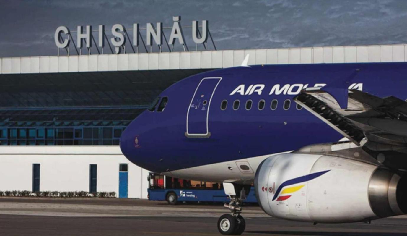 """Compania aeriană """"Air Moldova"""" a fost scoasă la privatizare. De ce vrea statul să o vândă"""
