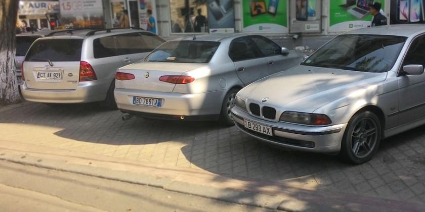 Mașinile mai vechi de 7 ani ar putea avea interzis la importul în țară