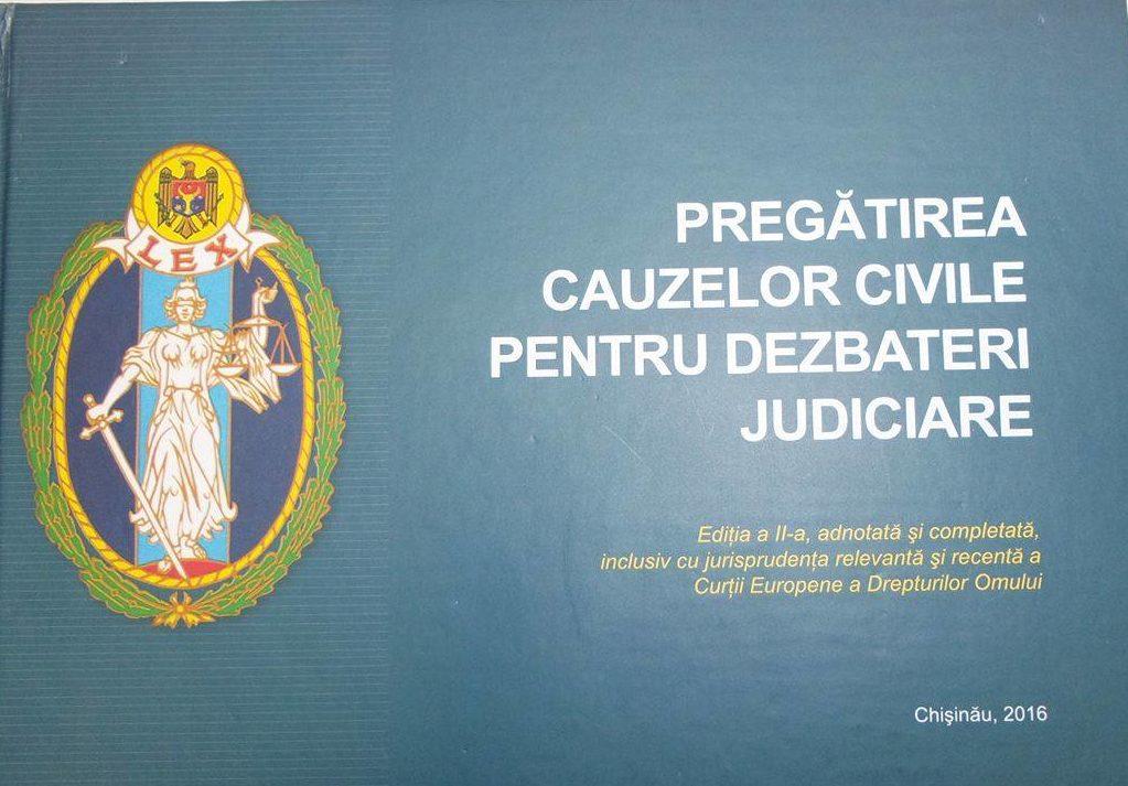CSJ a lansat o carte importantă pentru mediul juridic din Moldova. Ce conține lucrarea