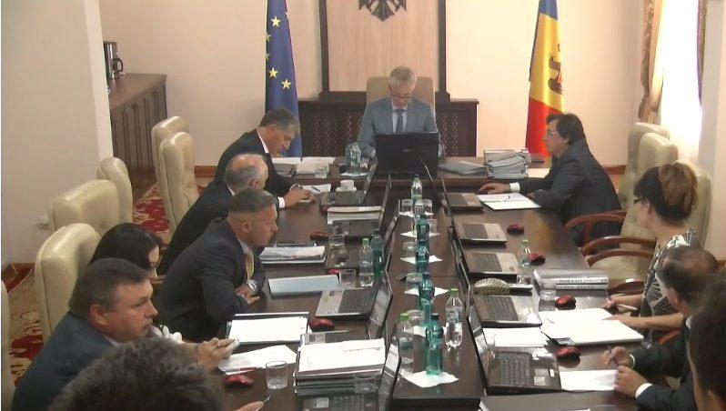În ce sedii vor activa magistrații numiți recent la Judecătoria Chișinău