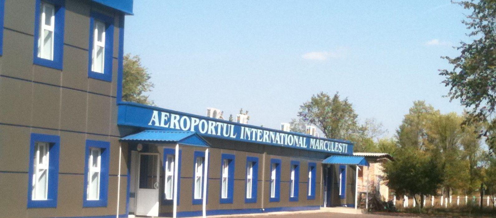 Ministerul Economiei a devenit fondator al Aeroportului Internațional Mărculești