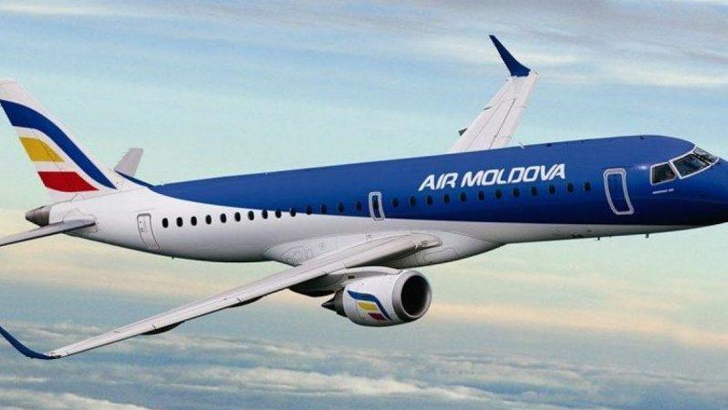 Air Moldova, amendată pentru că a transportat un cetățean străin fără acte valabile