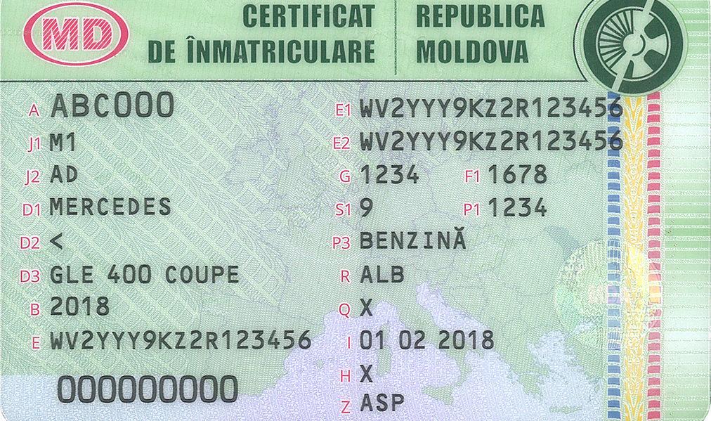dating certificat pentru un vehicul)