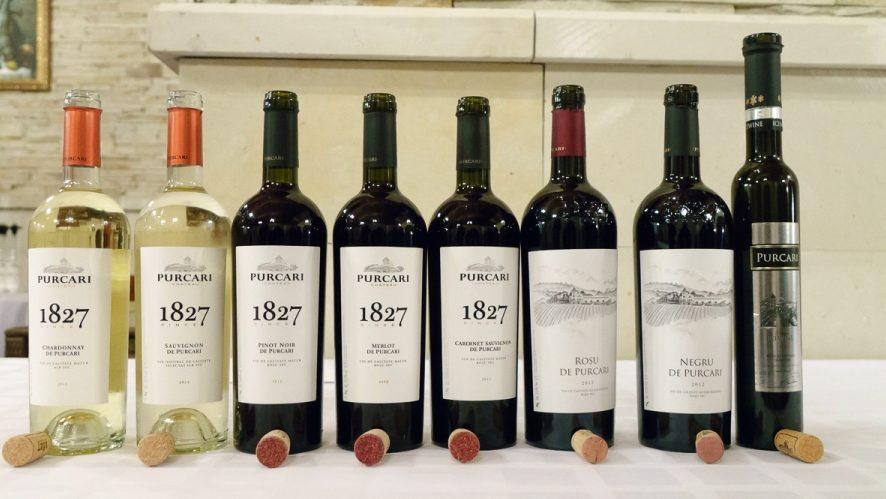 Purcari Wineries negociază preluarea unei producător de vinuri din România